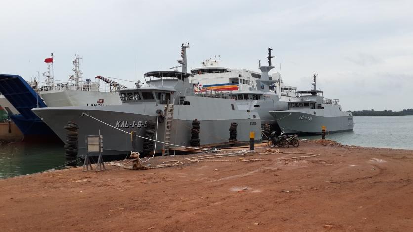 Patrol Boat KAL Kumai & Bireuen