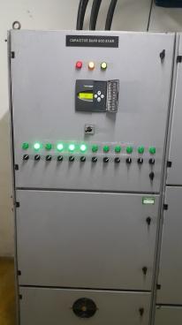 800 KVAr Capacitor Bank